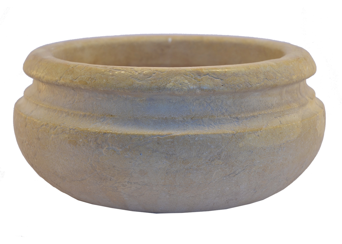Buy Multipurpose Bowl Marble Planter 17457416 | Queency.co.uk