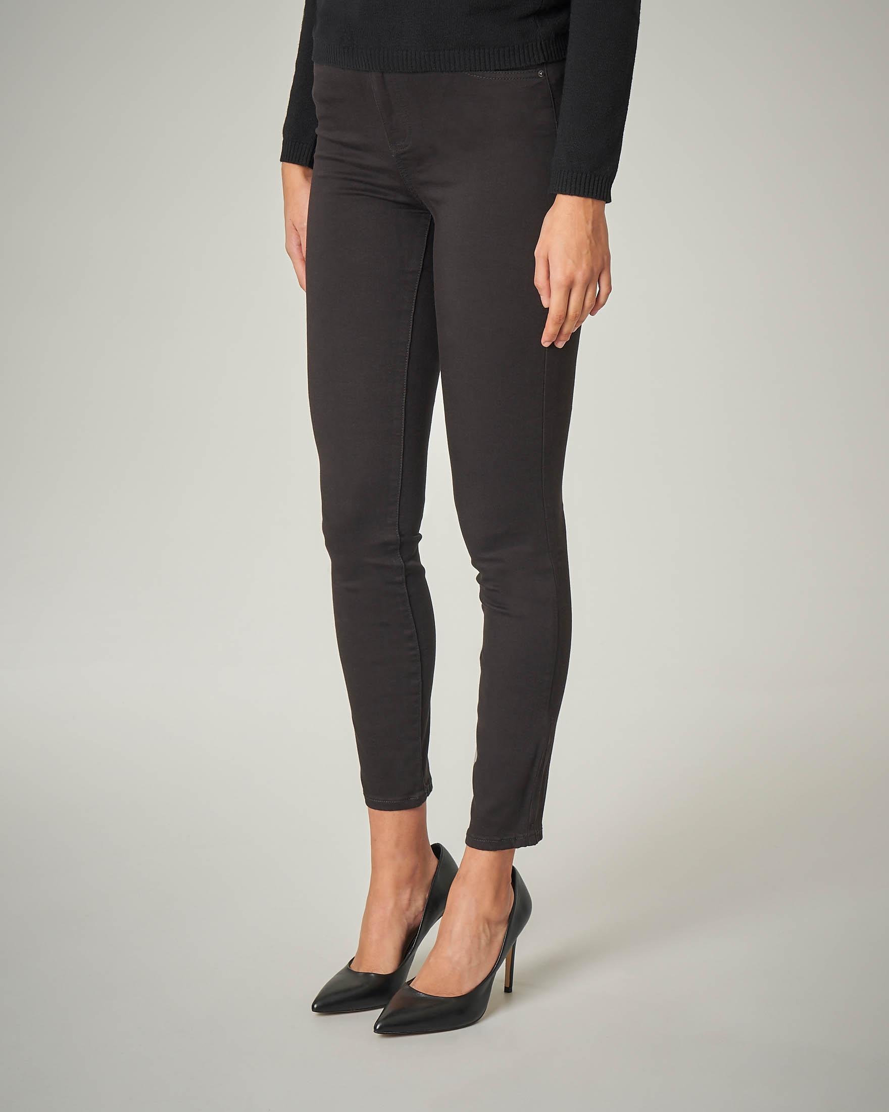 Jeans neri skinny