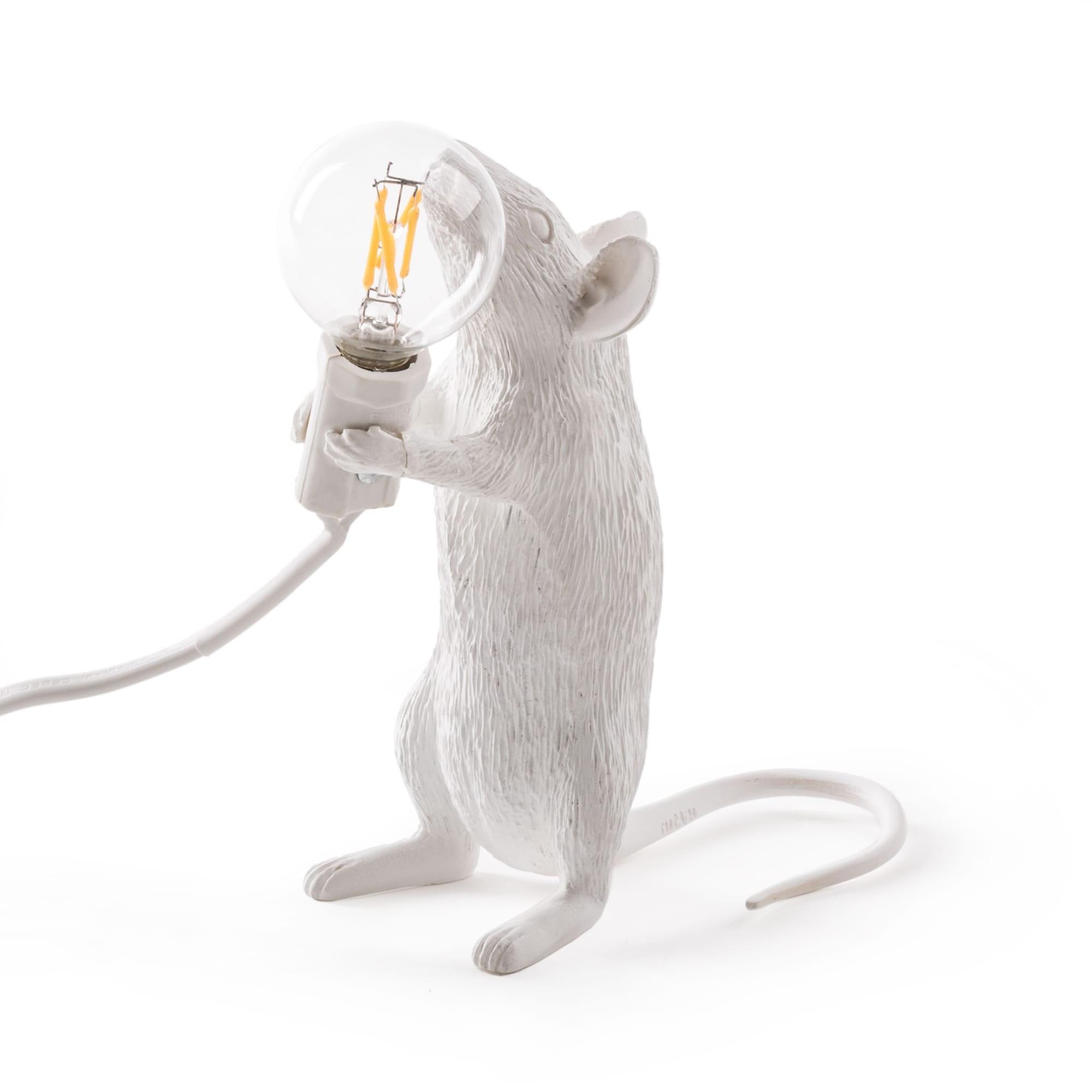MOUSE LAMP IN PIEDI