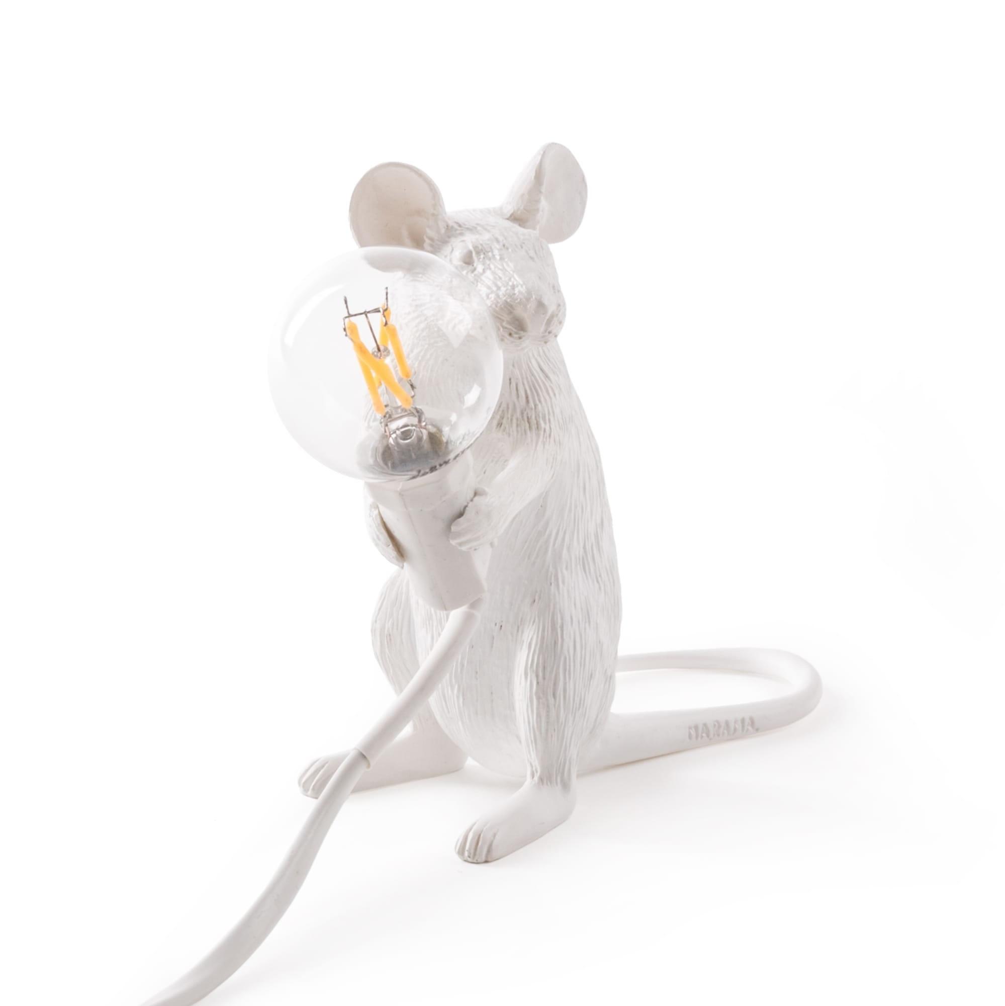 MOUSE LAMP SEDUTO
