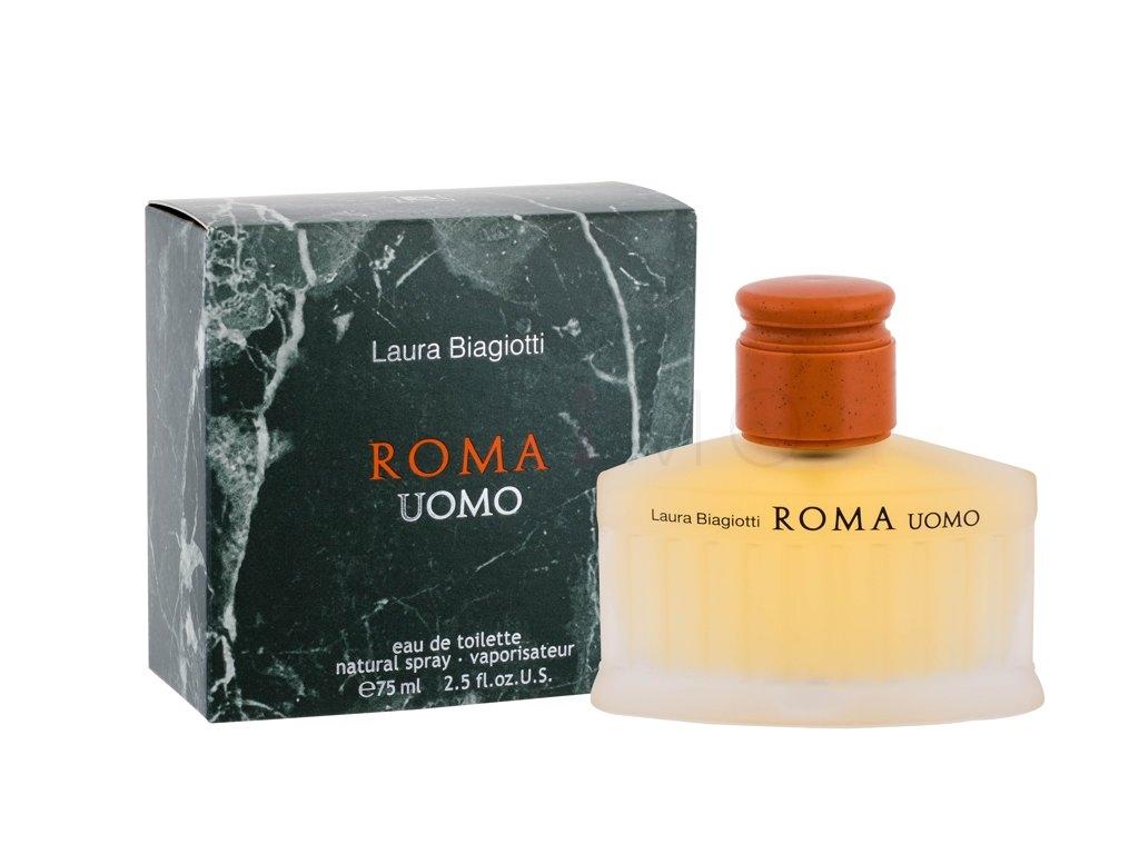 Profumo Roma Laura Biagiotti for Man