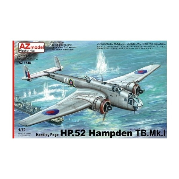 HANDLEY PAGE HP.52