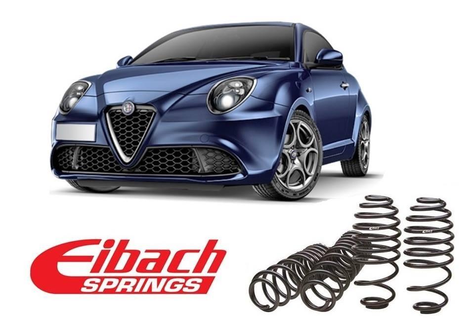 Molle assetto Eibach per Alfa Romeo Mito