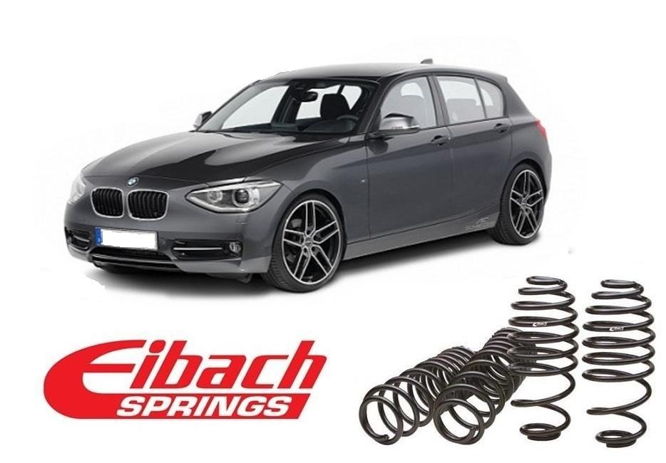 Molle assetto Eibach per BMW Serie 1 F20/21
