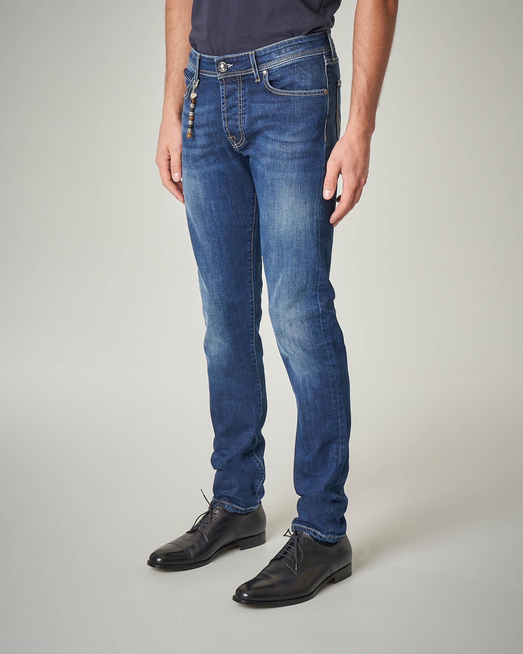 Jeans della linea RRS lavaggio medio