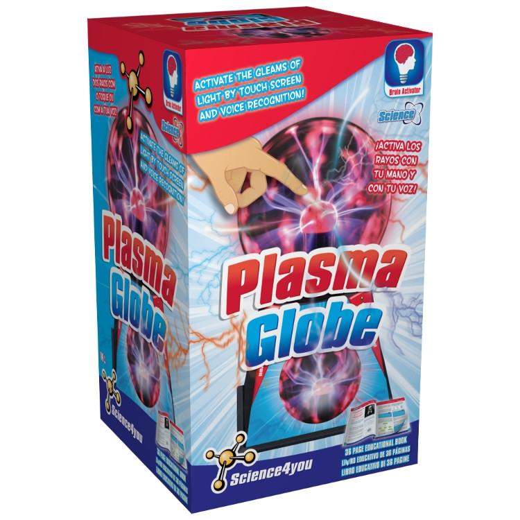 Globo del Plasma Science4you
