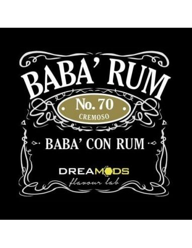 Babà Rum No.70 Aroma concentrato - Dreamods