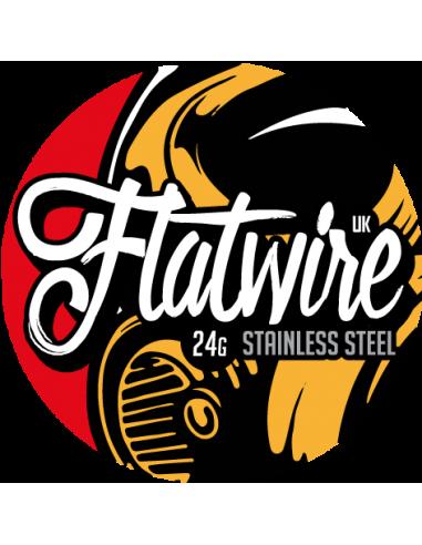 Flatwire SS316L - Flatwire UK