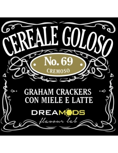 Cereale goloso n.69 Aroma concentrato - Dreamods