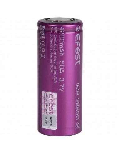 IMR 26650 Batteria - Efest