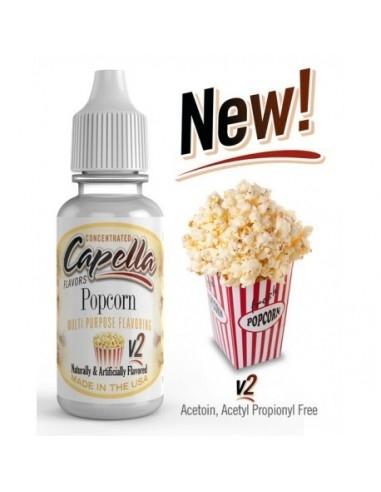 PopCorn V2 Aroma concentrato - Capella Flavours