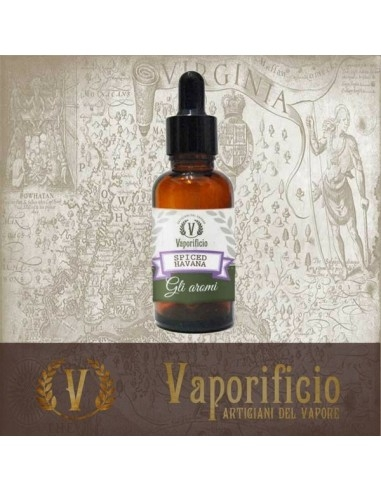 Spiced Havana Aroma concentrato - Vaporificio