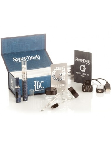 Kit Snoop Dogg Herbal Vaporizer