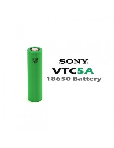 18650 VTC5A 2600mAh - Sony