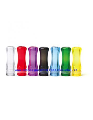 Drip Tip colorati 510 plastica