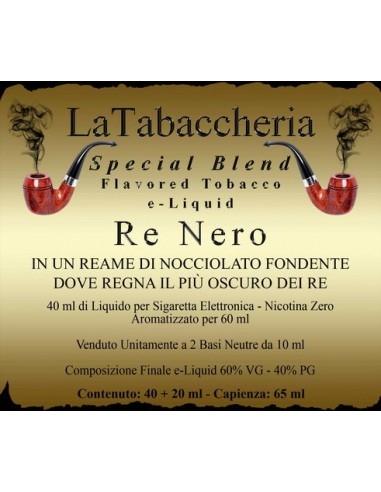 Re Nero Aroma mix - La Tabaccheria