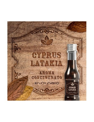 Aroma Cyprus Latakia - EnjoySvapo