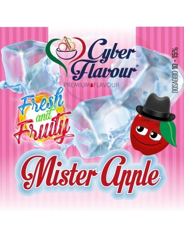 Aroma Mr Apple Fresh&Fruity Cyberflavour