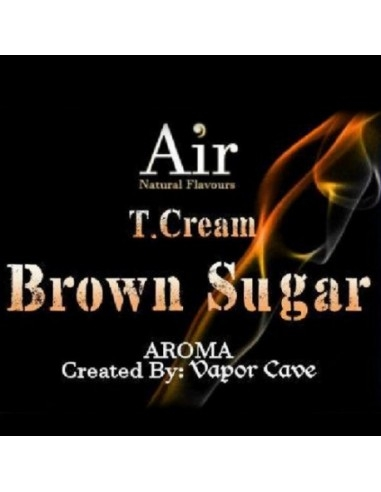 Brown Sugar Vapor Cave