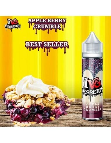 Apple Berry Crumble