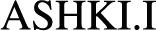 Logo Ashki.i