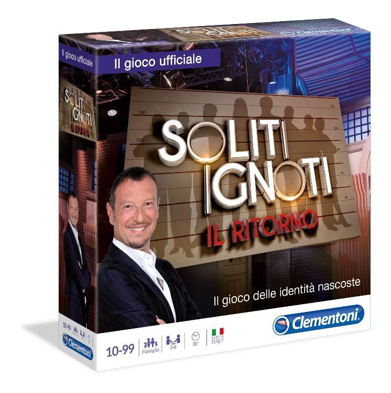 I SOLITI IGNOTI 11499 CLEMENTONI