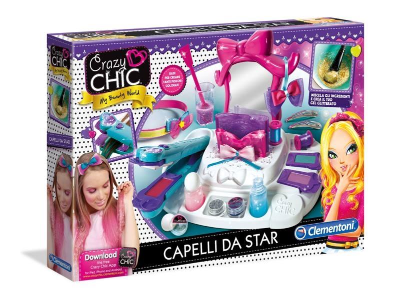 CRAZY CHIC CAPELLI DA STAR 15241 CLEMENTONI