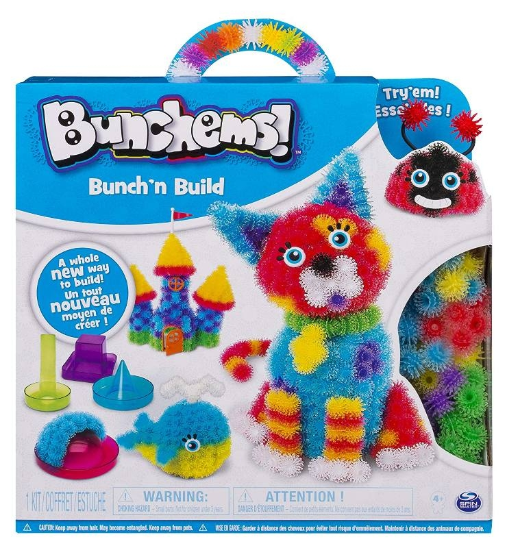 BUNCHEMS N BUILD 6044156 SPIN MASTER new