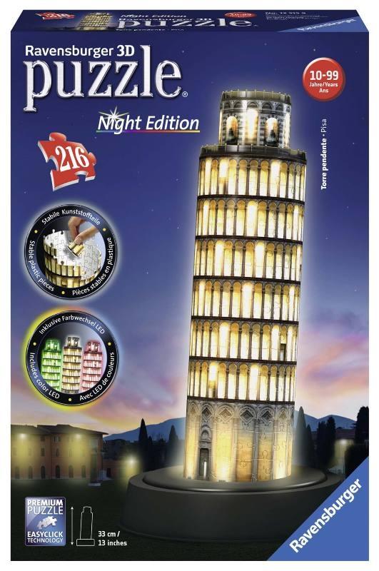 Torre di Pisa - Night Edition 12515 RAVENSBURGER