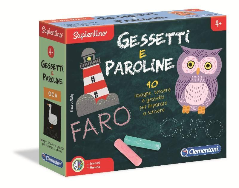 GESSETTI E PAROLINE 16125 CLEMENTONI