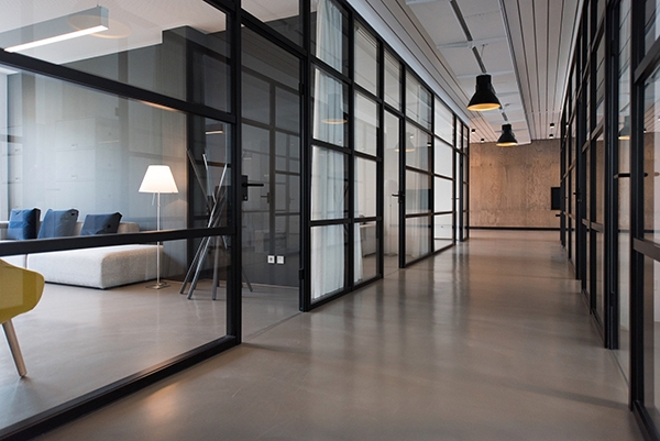 Illuminazione ufficio: luci di design al lavoro