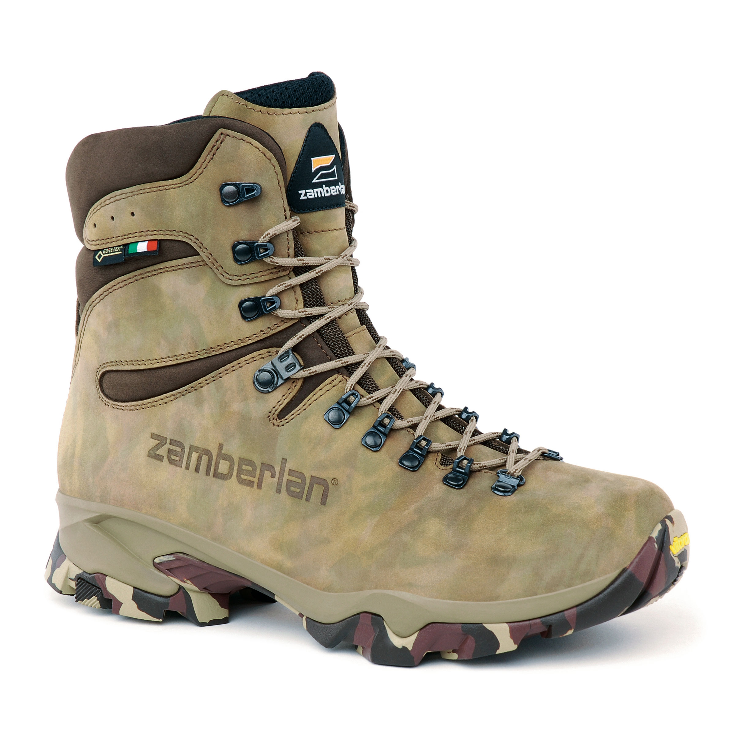 1014 LYNX MID GTX® - Hunting  Boots - Camouflage