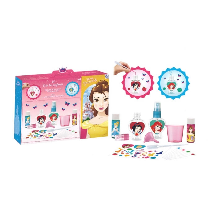 Dinsey Princess Create Your Own Perfume Set 2018