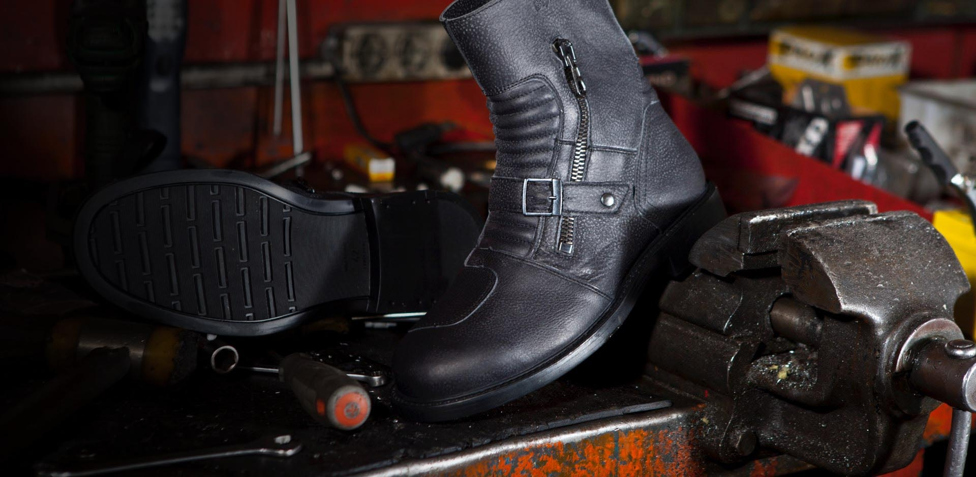 Useful topic classic vintage motorcycle boots like this