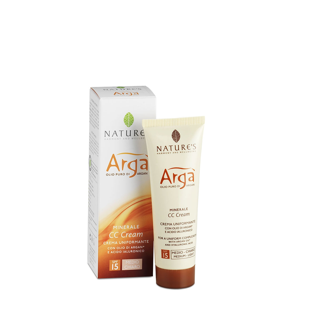 Argà MINERALE CC Cream Uniformante SCURA 50 ml