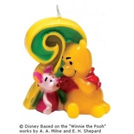 Candela Cera Disney Winnie & Pimpi