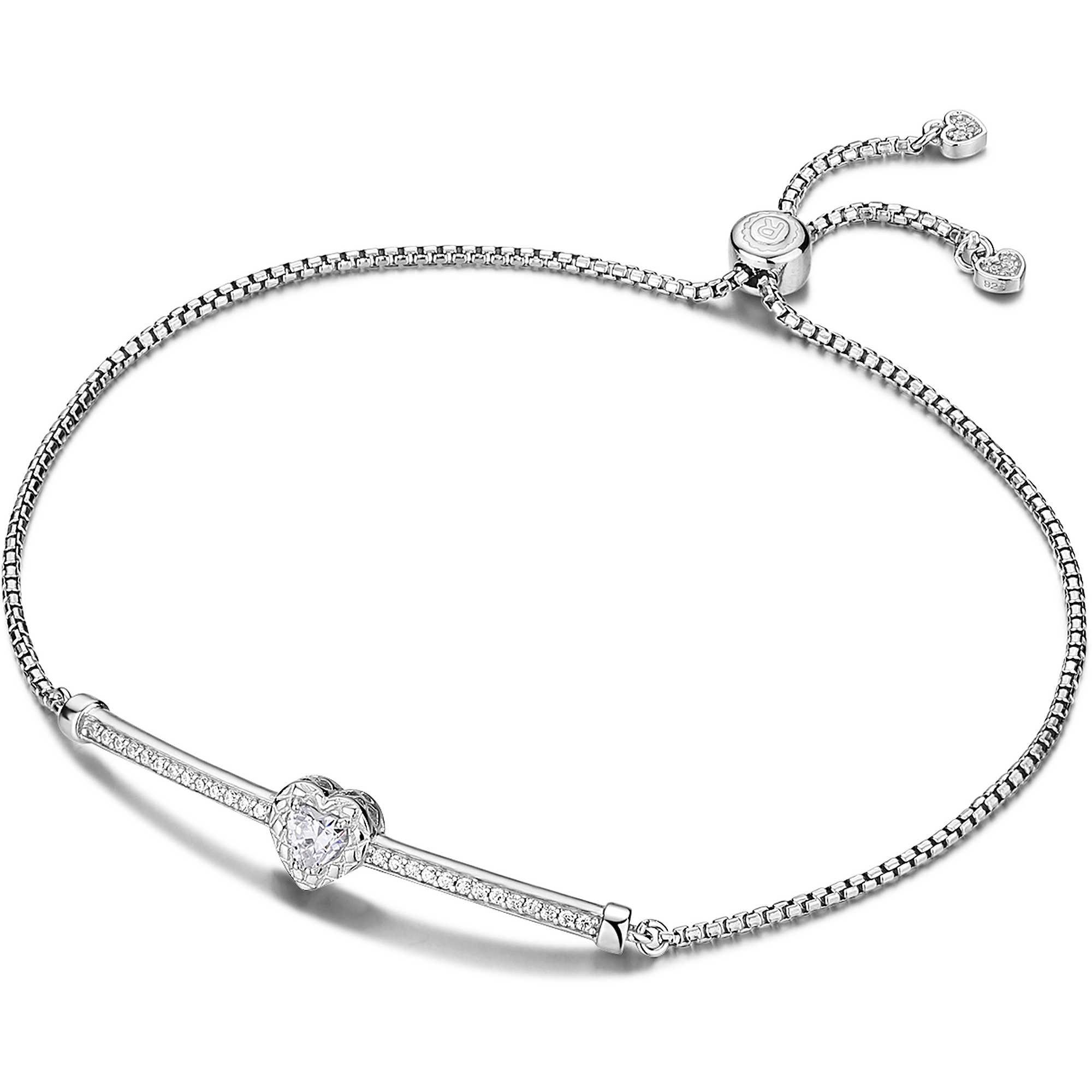 ROSATO-Bracciale in argento da donna