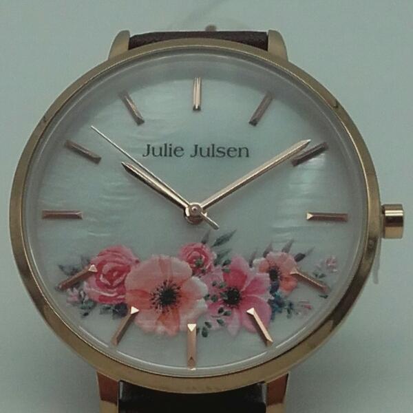 Orologio Donna Julie Julsen jjw20rgl-5, vendita on line | OROLOGERIA BRUNI Imperia
