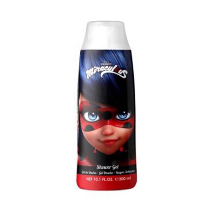 LadyBug Miraculous Shower Gel 300ml