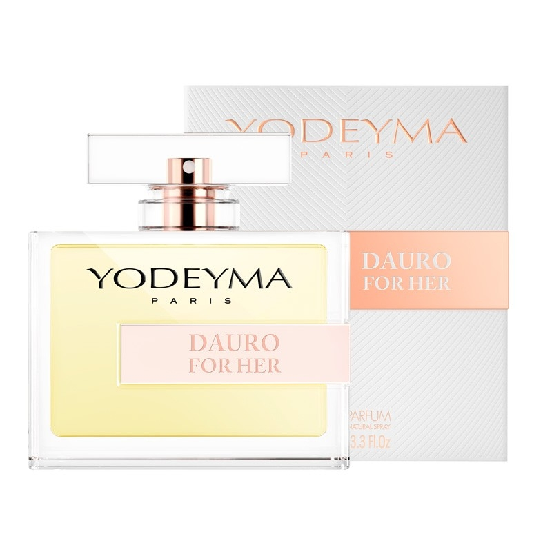 DAURO FOR HER Eau de Parfum 100 ml Profumo Donna