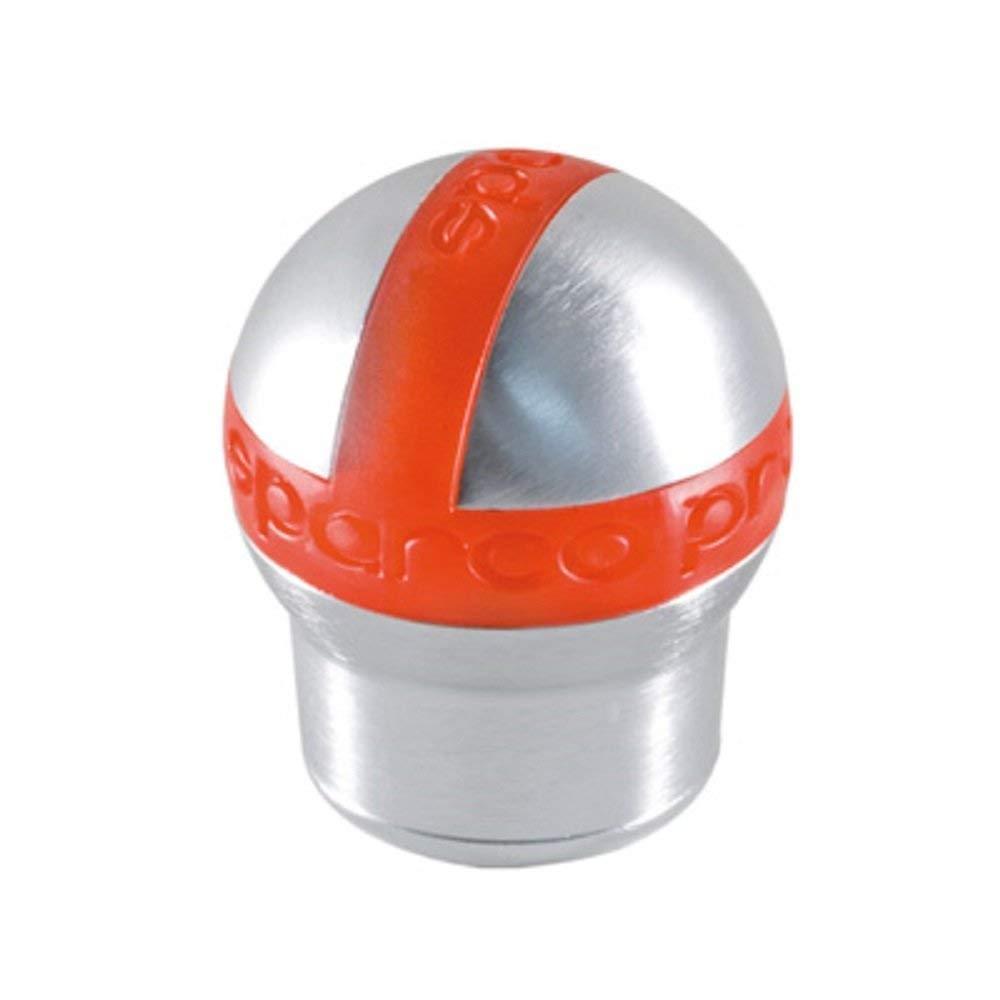Pomello leva cambio alluminio e gomma mod. Sparco Urban rosso