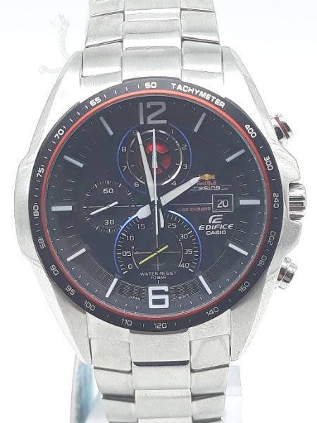 Orologio uomo Cronografo Casio Edifice EFR-528RB-1AUER Red Bull racing vendita on line | BRUNI OROLOGERIA