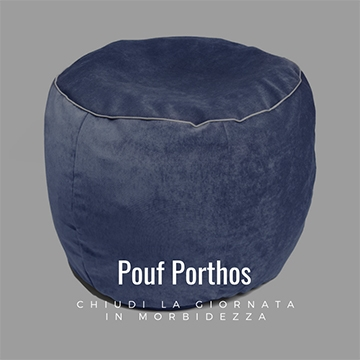 Pouf Porthos