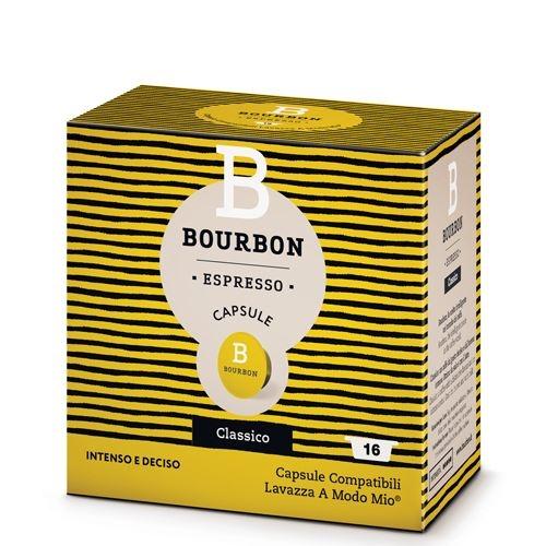 Caffè Espresso Bourbon Classico - 16 Caps - A Modo Mio