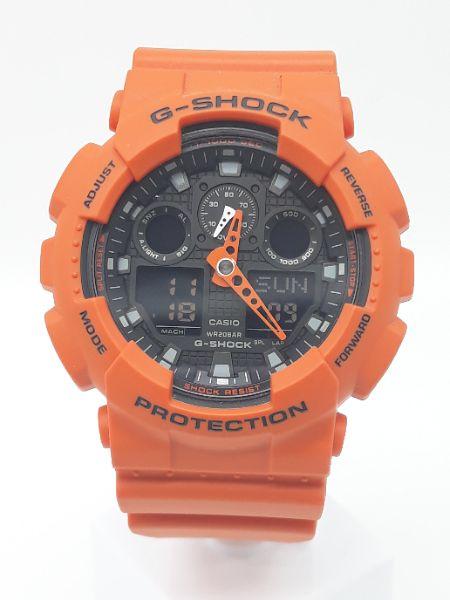 Orologio Casio Uomo G-SHOCK GA-100L-4AER vendita on line | OROLOGERIA BRUNI Imperia