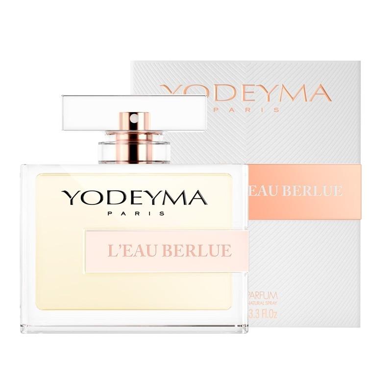 Yodeyma L'EAU BERLUE Eau de Parfum 100 ml Profumo Donna
