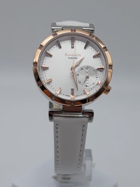 Orologio Casio Donna SHEEN SHE-4051PGL-7AUER, vendita on line | OROLOGERIA BRUNI Imperia