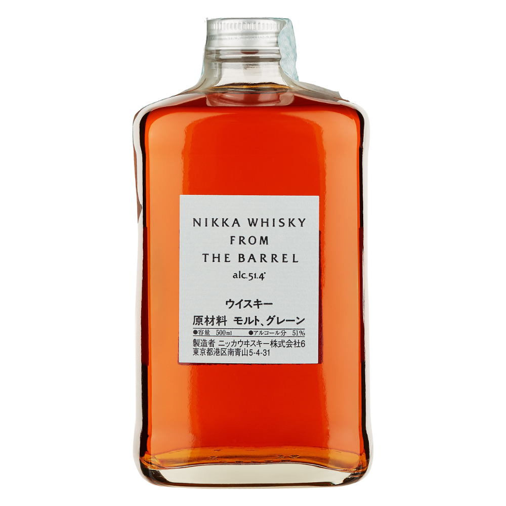 Nikka - Whisky From the Barrel 0,50 l