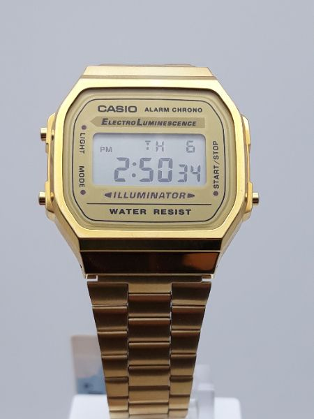 ef93a451cd53 Orologio Casio Vintage Oro A168WG-9EF vendita on line