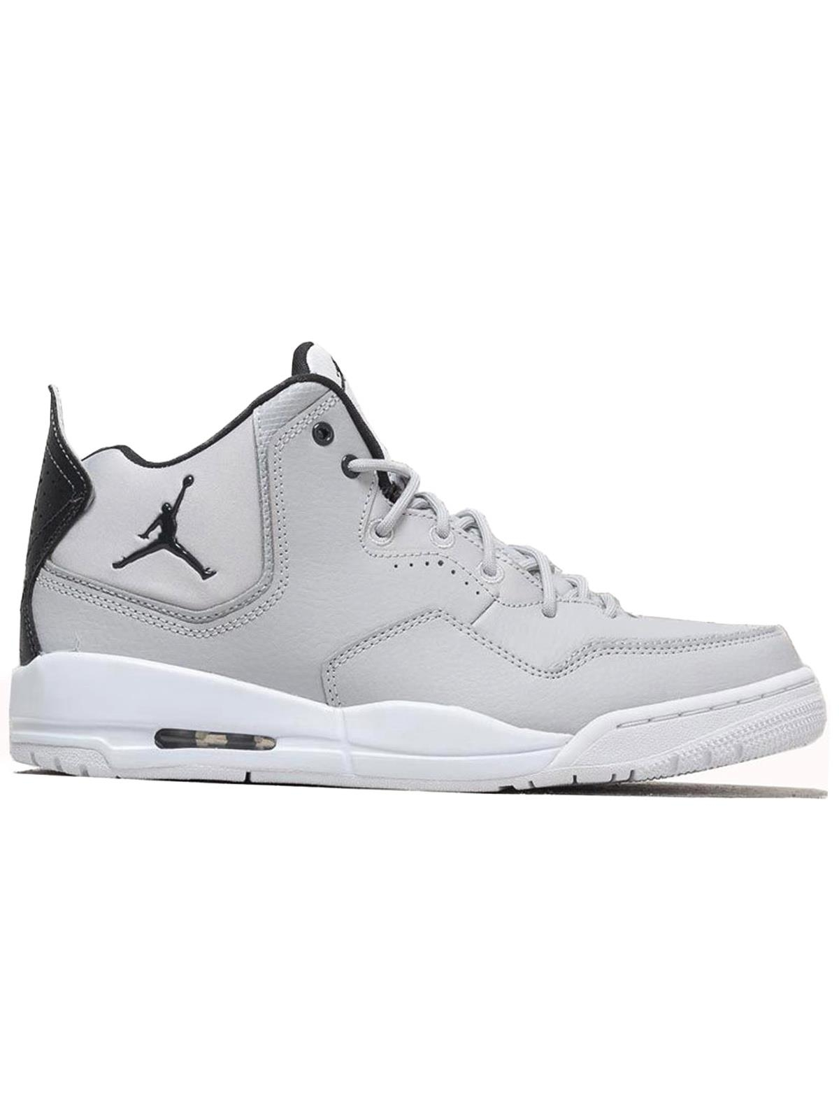 SNEAKERS JORDAN COURTSIDE 23AR1000-002 GREY FOG/DK SMOKE GREY-WHITE